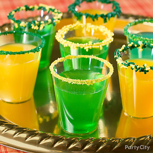 Dandy Candy Vodka Shots Recipe