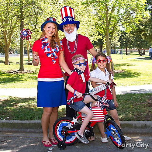 4Th Of July Family Photo Ideas
