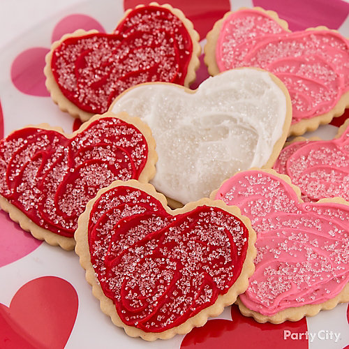 Heart Cookies Idea