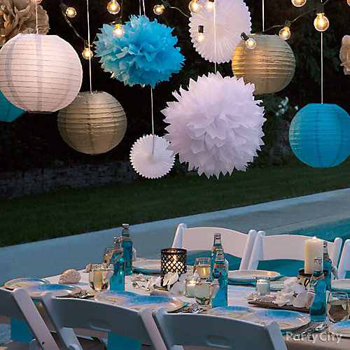 Lanterns and Lights Idea