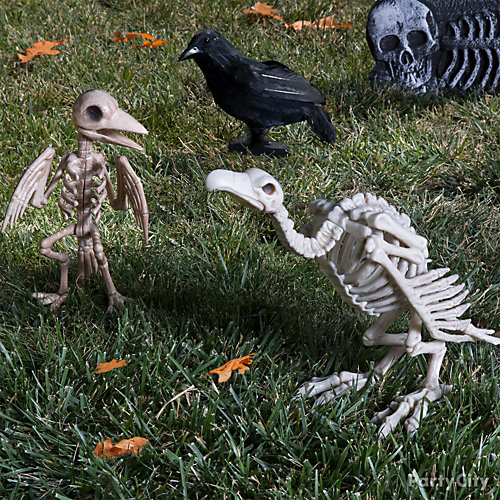 Pet Cemetery Vulture Idea