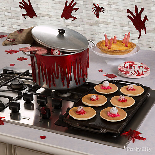 Creepy Cuisine Idea