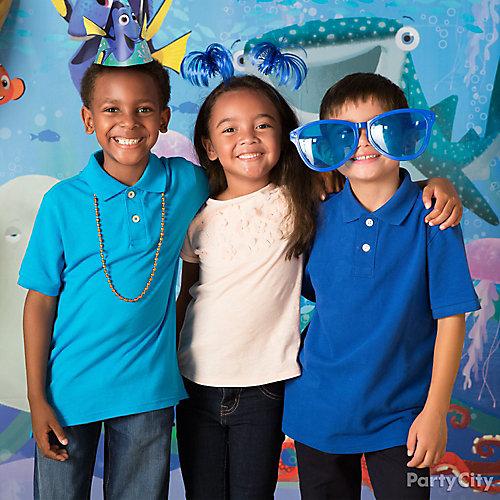 Dory Photo Booth Activity Idea