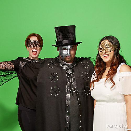 Masquerade Group Costume Idea