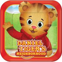 Daniel Tiger\'s Neighborhood 1st Birthday Party Supplies | Party City