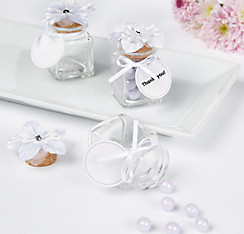 Gl Jar Wedding Favor Kit 12ct