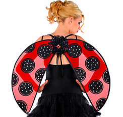 Costume wings angel wings fairy wings butterfly wings party adult ladybug wings solutioingenieria Choice Image