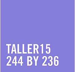 Blue Metal Pail Baby Shower Favor Kit 8ct