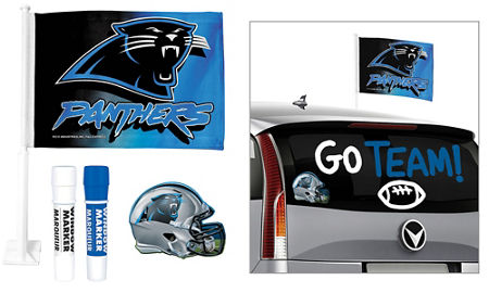 NFL Carolina Panthers Party Supplies, Decorations & Party Favors ...