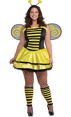 Bumble Bee Costume Accessories Bee Wings Headbands