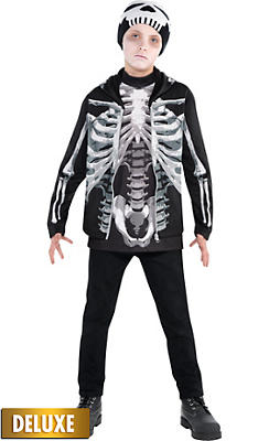 Skeleton Costumes For Kids Adults