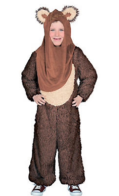 Star wars costumes for kids adults party city boys ewok costume star wars solutioingenieria Gallery