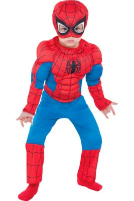 db5015ae Spider-Man Costumes for Kids & Adults - Spider-Man Halloween ...