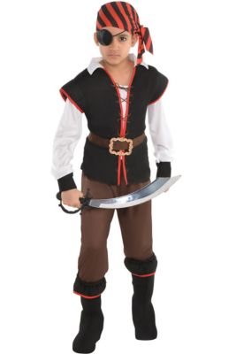 fcdd834a245 Boys Pirate Costumes - Halloween Pirate Costumes for Kids