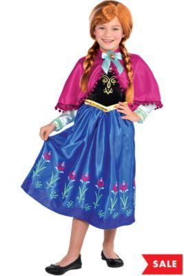Toddler Girls Disney Princess Costumes Party City
