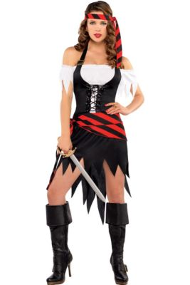 e3a9842769d Pirate Costumes for Kids & Adults   Party City