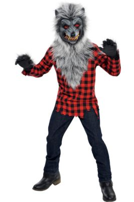 Werewolf Costumes For Kids Adults Werewolf Halloween Costumes