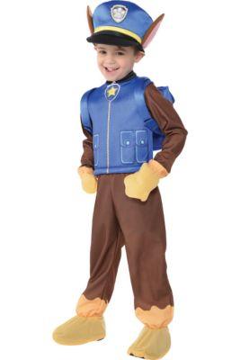 2b701ff61 PAW Patrol Costumes - Chase, Marshall, Skye & Rubble Halloween ...