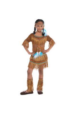9130ae3a9 Toddler Girls Dream Catcher Cutie Native American Costume