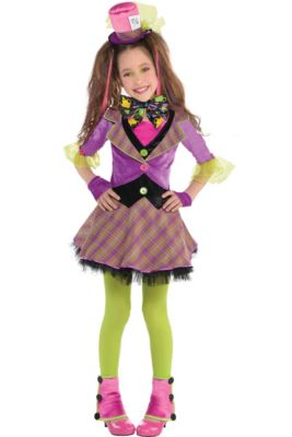 Mad Hatter Costumes For Kids Adults Party City