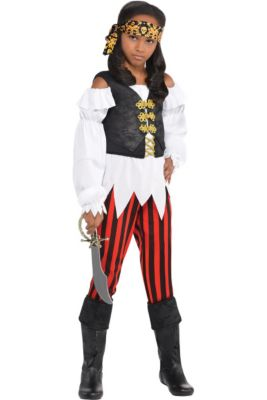 Best Dressed Pirate Man Male Costume One Size Fits All
