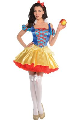 Disney Snow White Costumes for Girls & Women | Party City