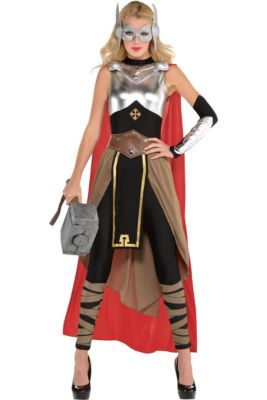Halloween costumes for women party city adult thor costume solutioingenieria Images