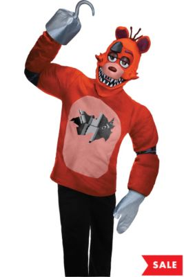teen foxy costume five nights at freddys