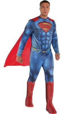 Superman Muscle Costume Justice League Part 1