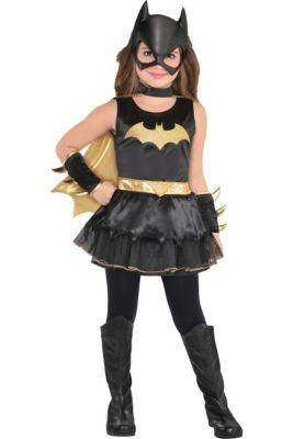 toddler girls batgirl costume dc comics new 52