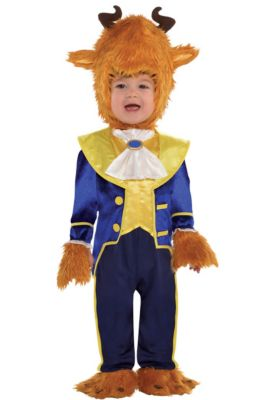 baby beast costume beauty and the beast