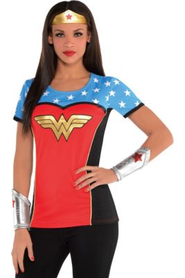 8441c6cca9b Wonder Woman Costumes for Kids   Adults
