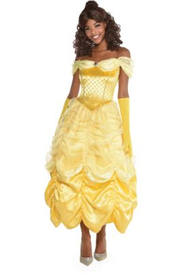 eef10ae9988 Womens Belle Costume - Beauty and the Beast