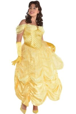 57b0df7f50ee Womens Belle Costume Plus Size - Beauty and the Beast
