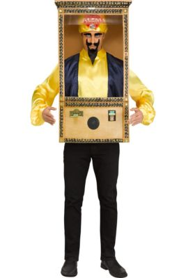 mens zoltar speaks booth costume big