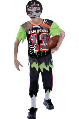Boys Zombie Football Player Costume 5993d9a1f