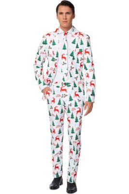 84ecb75581e Adult Merry Christmas Suit