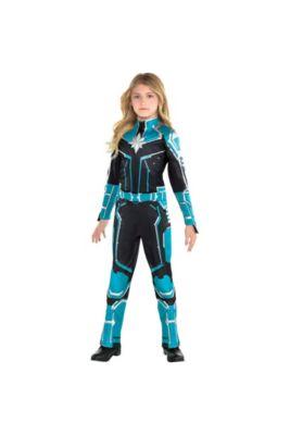 ada14b92518f Child Captain Marvel Starforce Costume - Captain Marvel