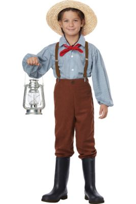Colonial Costumes For Boys
