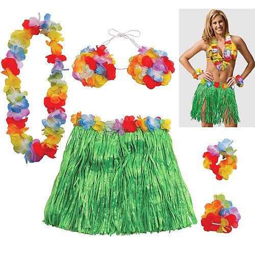 f6c9c344f01c Hula Skirts - Grass Skirts | Party City