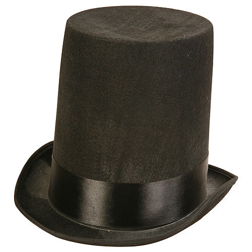 Black Stovepipe Hat a93ae1b2c86d