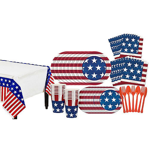 Americana Deluxe Party Kit