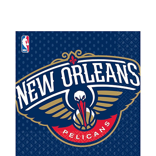 NBA New Orleans Pelicans Party Supplies | Party City