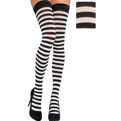 cef91e6c1626b Sexy Thigh High Stockings - Thigh Highs for Women | Party City