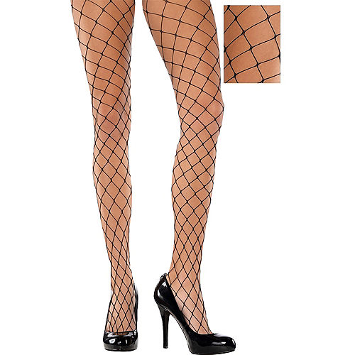 c93fde67eef0d Fishnet Stockings & Pantyhose for Women | Party City Canada