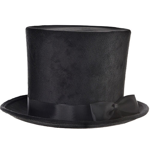42c6cf9d13 Victorian Black Top Hat Deluxe