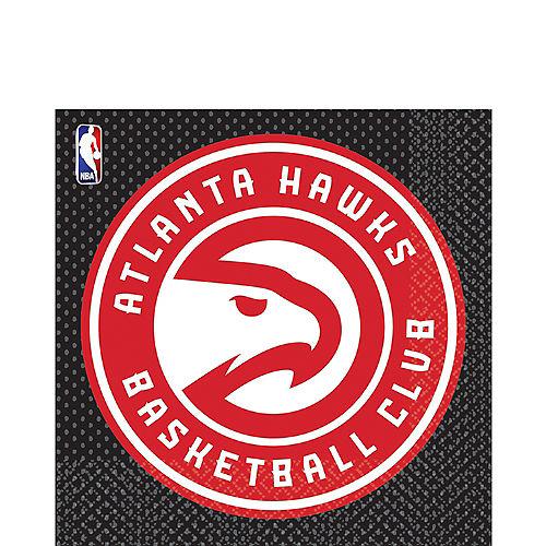 Atlanta Hawks Lunch Napkins 36ct