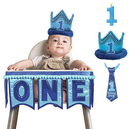 general boy 1st birthday smash cake kit 1st birthday party
