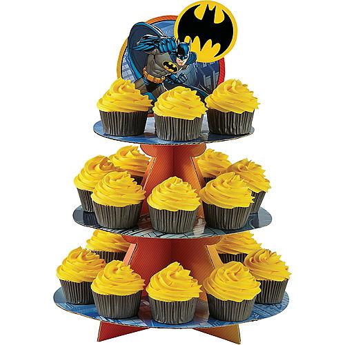 Wilton Batman Cupcake Stand