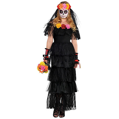 19c98f7af6b Day of the Dead Costumes - Day of the Dead Halloween Costumes ...